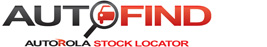 Autofind Stock Locator